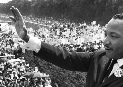 MARTIN LUTHER KING JR. (JANUARY 15, 1929 – APRIL 4, 1968)