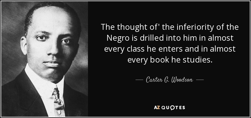 Carter Godwin Woodson