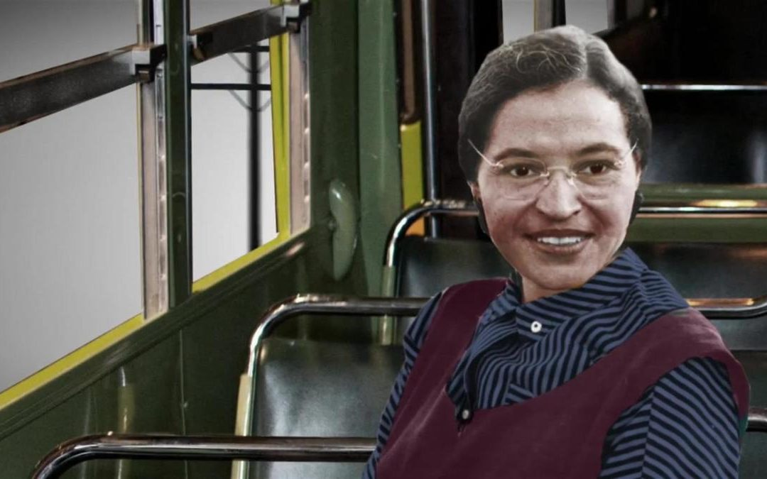 ROSA PARKS (FEBRUARY 4, 1913 – OCTOBER 24, 2005)