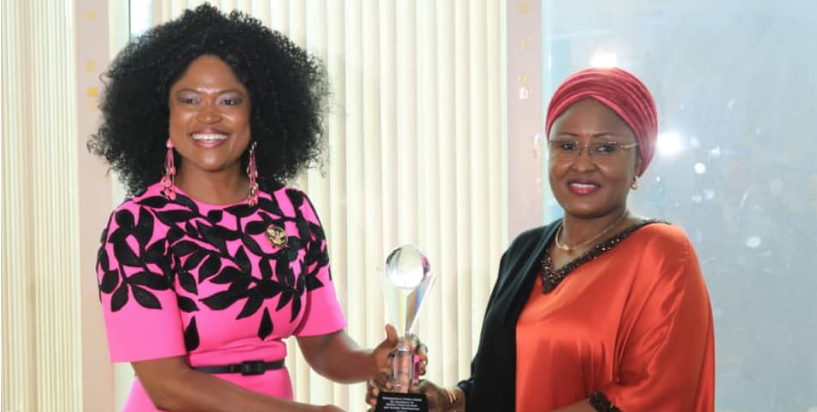 GEM founder congratulates Aisha Buhari, pledges support for 'Next Level' agenda